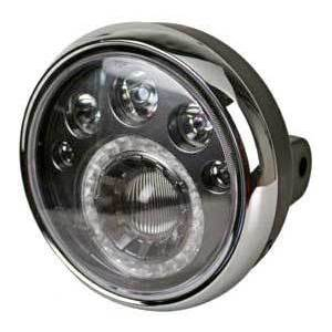 Full led headlight 6'' Classic