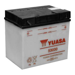 Batteria per Ducati 860 GT  standard Yuasa 12V-30Ah