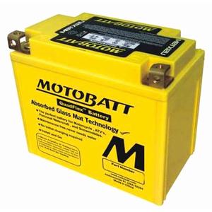 Batteria per Ducati 860 GT sigillata MotoBatt 12V-32Ah