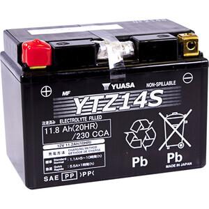 Batteria di accensione Yuasa YTZ14S 12V-11.2Ah