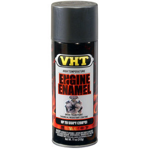 Engine paint VHT Engine Enamel grey dark 400ml