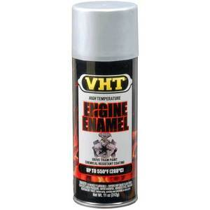 Engine paint VHT Engine Enamel grey aluminum 400ml