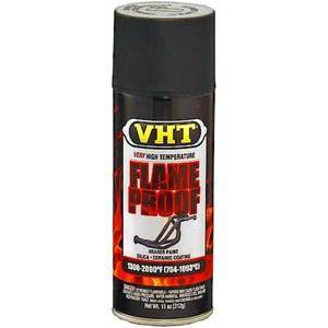 Exhaust paint VHT Flame Proof black matt 400ml