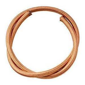 Fuel hose 10x14mm braided copper