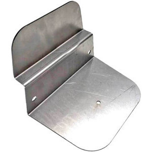 Air box cover BMW R Boxer 2V steel