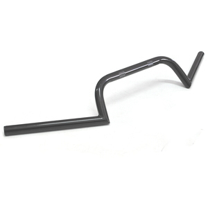 Handlebar 22mm Clubman Emgo Junior black
