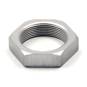 Dado canotto di sterzo M24x1 alluminio