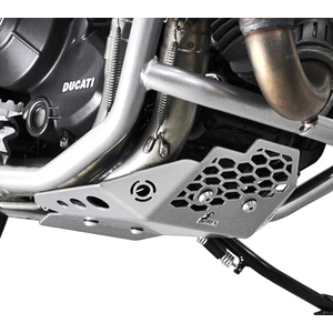 Crash bar Ducati Scrambler 800 oil sump grey