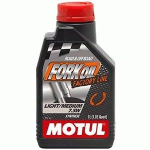 Olio forcella Motul SAE 7.5W 1lt sintetico