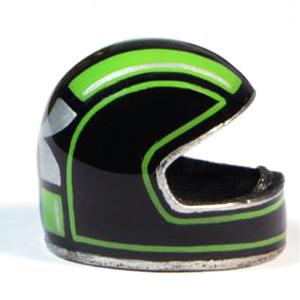 Ciondolo portachiavi casco Kawasaki