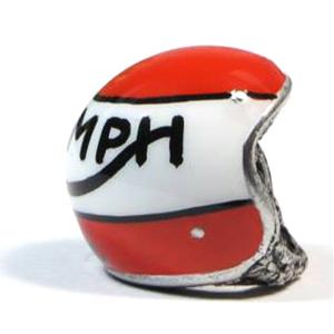 Ciondolo portachiavi casco Triumph
