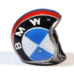 Ciondolo portachiavi casco BMW