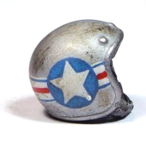 Ciondolo portachiavi casco Capitan America