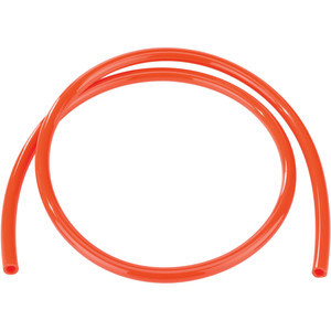 Fuel hose 5x9mm orange