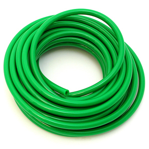 Fuel hose 7x11mm green