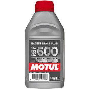 Olio freni e frizione Motul DOT 4 0.5lt