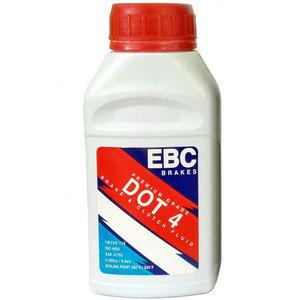Brake & clutch fluid EBC Brakes DOT 4 0.25lt