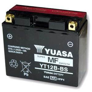 Batteria per Ducati 748 sigillata Yuasa 12V-10Ah