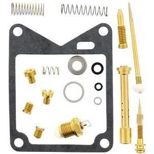 Kit revisione carburatore per Yamaha XV 1000 TR1 cilindro anteriore completo