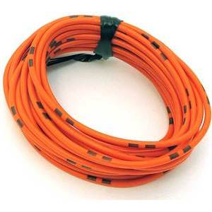 Electrical cable 0.82mm orange