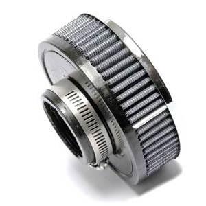 Filtro a trombetta 40x38mm cilindrico