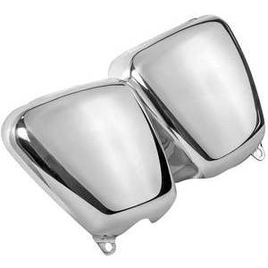 Fianchetto per Triumph Bonneville 800 coppia alluminio