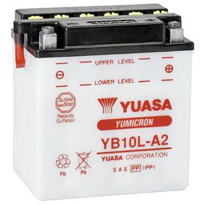Batteria di accensione Yuasa YB10L-A2 12V-11Ah