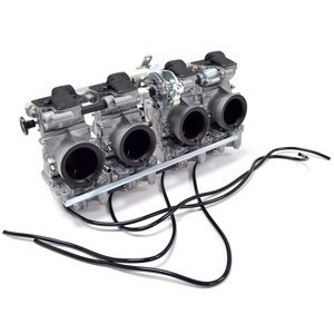 Batteria carburatori per Suzuki GS 1000 Mikuni RS 36