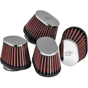 Kit filtri aria per Suzuki GS 850 G K&N conico ovale