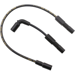 Ignition cable kit Harley-Davidson Sportster Accel 8mm black