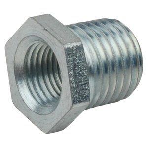 Fuel cock joint thread reducer 1/4''-1/8'' NPT