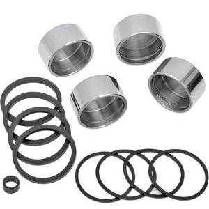 Brake caliper seal kit Harley-Davidson Softail '08- front complete