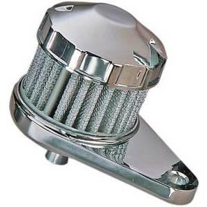 Filtro sfiato olio motore 9.5mm Emgo con supporto