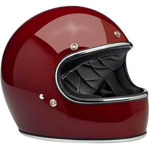 Casco moto integrale Biltwell Gringo rosso