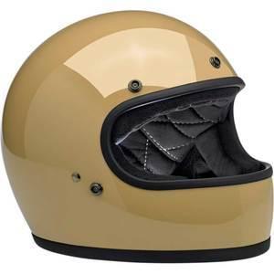 Casco moto integrale Biltwell Gringo marrone
