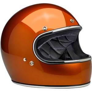 Casco moto integrale Biltwell Gringo rame