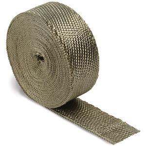 Benda termica collettori di scarico 822° bronzo 50mm 10mt
