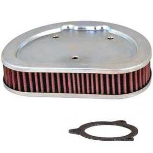 Air filter Harley-Davidson Electra Glide '08-'13 K&N High Flow
