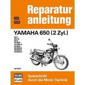 Manuale di officina per Yamaha XS 650