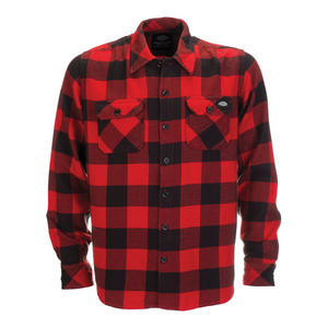 Shirt Dickies Sacramento red