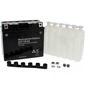 Batteria di accensione JMT YT12B-BS 12V-10Ah