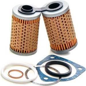 Filtro olio motore per BMW R 45 Mahle radiatore completo