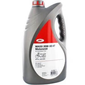 Engine oil 4T JMC 20W-50 MAXX 4lt