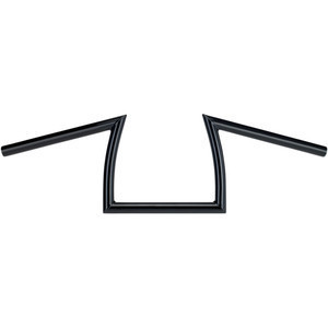 Manubrio 25.4mm Z-Bar Biltwell Keystone XL nero