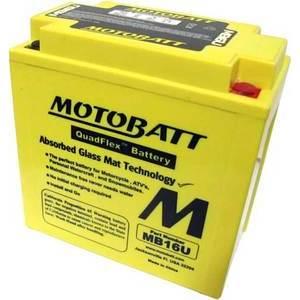 Batteria per Honda VF 1000 sigillata MotoBatt 12V-19Ah