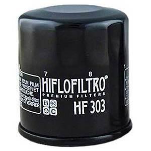Filtro olio motore per Kawasaki GPZ 500 S HiFlo