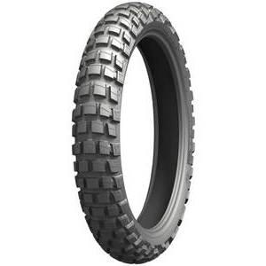 Tire Michelin 110/80 - ZR18 (58S) Anakee Wild rear
