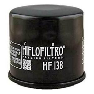 Filtro olio motore per Suzuki GSX-R 750 HiFlo