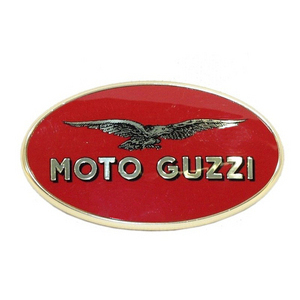 Fuel tank emblem Moto Guzzi Breva 1100 left