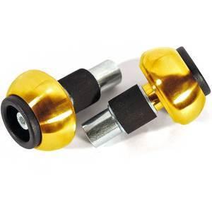 Coppia contrappesi antivibranti LSL sferici 14mm oro